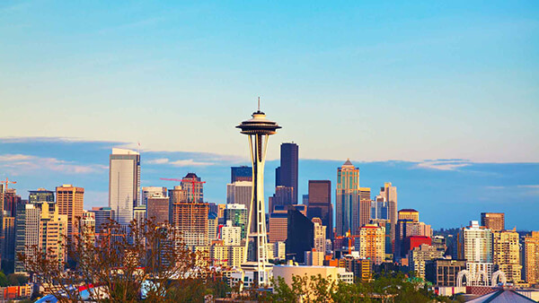 Best deals of the day to Seattle (SEA)